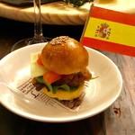 スペイン料理 3BEBES - ピンチョス③。
