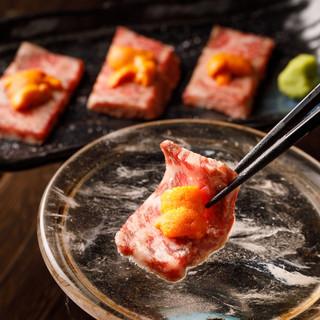 海外のホテルオークラ・和食店で経験を積んだ料理長