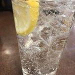 三ちゃん食堂 - レモンサワー
