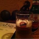 cabe - ドリンク写真:ビンタンビール