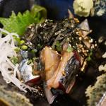 一魚一栄 - 胡麻サバ