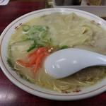 再来軒 - ワンタン麺