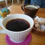 カフェナナラ - コーヒー(400円)