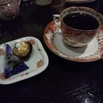 喫茶赤猫 - お菓子サービスいいよね