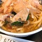 勢川  - 料理写真:にかけうどん