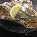 虎丸水産 - 焼き牡蠣