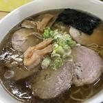 82355671 - トップフォト② エビ醤チャーシューメン さっぱり 細麺