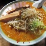 ふく寿 - 味噌ラーメン