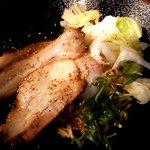 おっくん堂 - まぜ麺0辛~叉焼トッピング