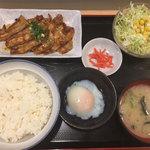 豚丼 黄金豚 - (2018年03月)