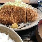 とんかつとん平 - 料理写真:とんかつ定食