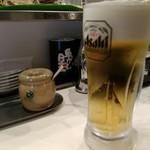 82366593 - 生ビール(スーパードライ)