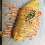 べー太郎 - (料理)イタリアンチーズオムレツ