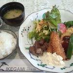 グリル・キッチン池上 - 料理写真:ランチ 2013.06.08
