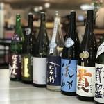 薬zen拓 - 奈良のお酒も多数