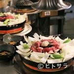 成吉思汗 だるま - 【365日欠かさずに仕入れている新鮮なマトン肉!】だるまのジンギスカン