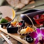 四季会席 香桜凛 - 北海道から直送の食材をふんだんに使用  コース料理でおもてなし