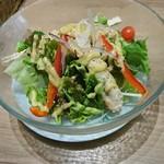 ASA - サラダランチのサラダ