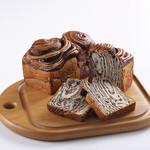 ニシカワパン - 料理写真:ニシカワのしっとりチョコブレッド