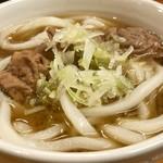 串やき黒田 - 煮込みスープうどん