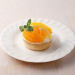 さかい珈琲 - オレンジ&レモンタルト