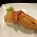 鮨 かわの - 赤貝