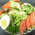 明月流川別館 - 野菜サラダ