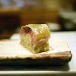 鮓 きずな - 鯖の棒寿司