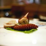 鮓 きずな - 明石の蛸