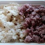 カレーパルファン - 牛すじカレー&おからキーマのミックス
