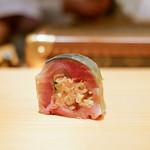 鮨 尚充 - 鯖巻き