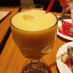 ミキ フルーツ カフェ - 1日200gを目指してミックスジュースも追加注文