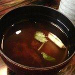 金泉 - 味噌汁