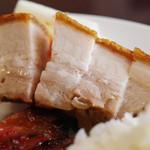 錦福 香港美食 - 脆皮燒肉