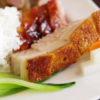 錦福 香港美食 - 料理写真:脆皮燒肉