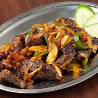 ネパールの食材で現地の味を再現。ネパール料理初心者も大歓迎♪