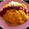 ランチボックス - 料理写真:オムライス850円