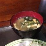 Daining Bar 海 - 味噌汁