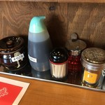 ホッポ屋 - 料理写真:薬味