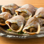 うまいもの処 うちやま - つぶ貝煮