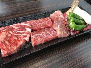 焼肉の吉田 本店 - 肉盛定食 肉