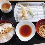 いもや - 上天ぷら定食