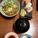 たきや寿司 - Dセット♬(笑)