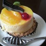 ポムドール   - 清美オレンジのシブースト