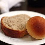 Ristorante YAMANOE - 自家製パン