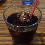 82392055 - ランチセットのアイスコーヒー