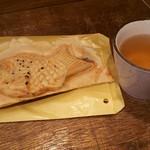 経堂 小倉庵 - ホワイトチョコレート