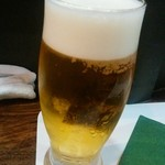 ショー・ラパン - カンパーイ ビール