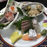 割烹旅館 清都 - 料理写真: