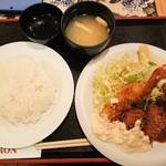 グリル ロン - Dセット(1,120円)